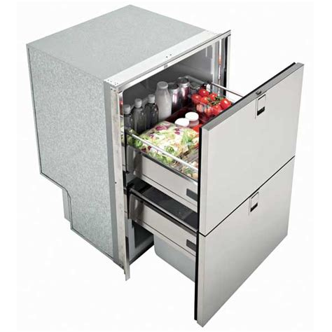 Door Fridge Freezer With Drawers by Isotherm Drawer 160 Refrigerator Freezer West Marine