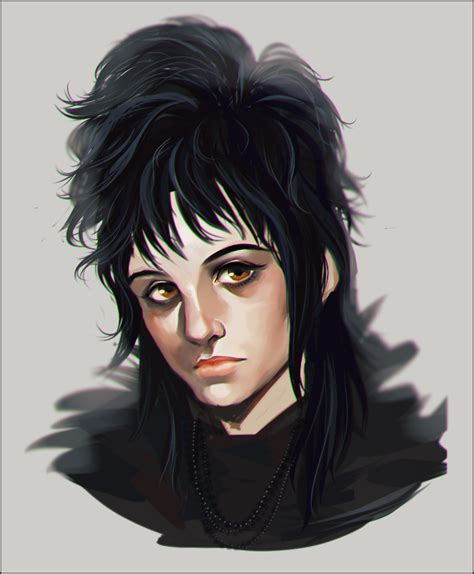 lydia deetz hairstyle lydia deetz by tavvi on deviantart