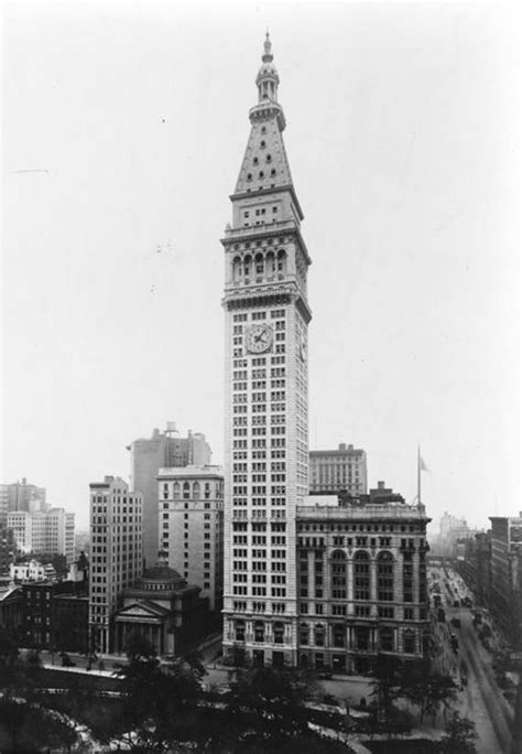 Flatiron Building Floor Plan metropolitan life insurance company tower wikipedia