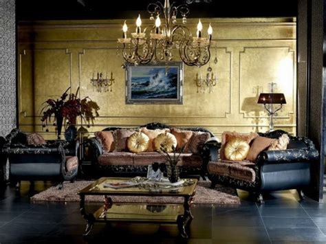 decorated living room ideas 10 gothic living room decorating ideas orchidlagoon com