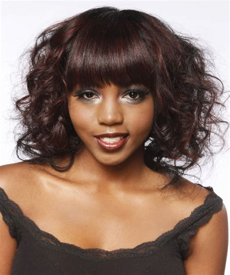 perms for oval face shape perm for oval shaped faces pictures of curly perms on