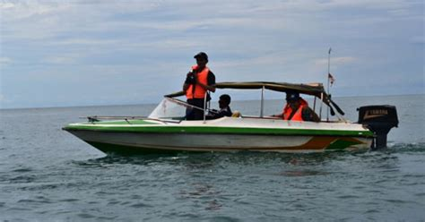 speed boat tarakan ke nunukan speedboat tabrakan satu orang tewas radar tarakan