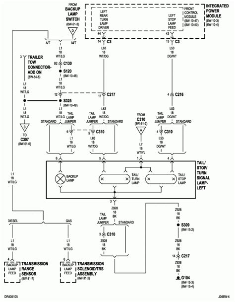 2001 dodge ram 3500 light wiring diagram wiring