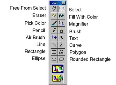 Paint Color Tool by Paint Brush