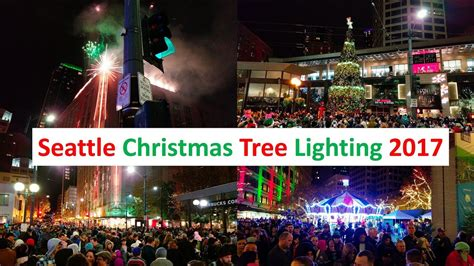 seattle christmas tree macy s star lighting and