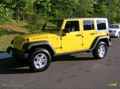 yellow jeep on simple yellow jeep wrangler by bbfaadaecfff on cars design