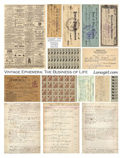 cards dollhouse template 135 best printies mini office ephemera images on