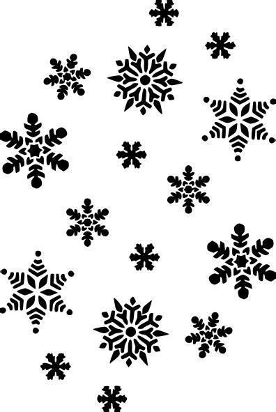 snowflakes pattern png snowflake pattern clip art at clker com vector clip art