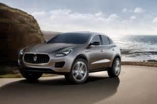 2014 Maserati Kubang Maserati Levante Suv Production To Commence In Late 2014