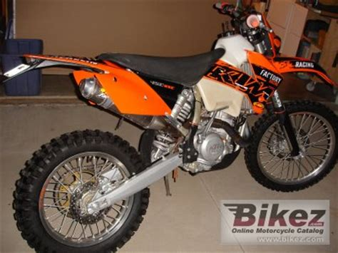 2005 Ktm 450 Mxc 2005 Ktm 450 Mxc Usa Specifications And Pictures