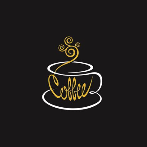 best logos coffee design vector 01 vector logo free download