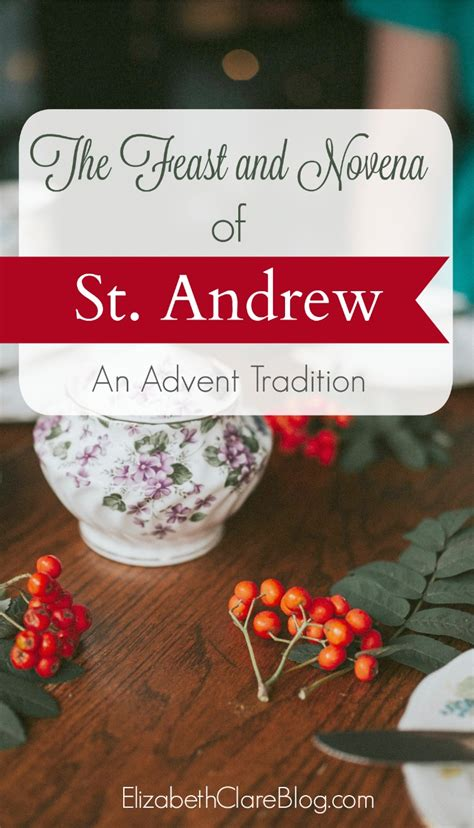 printable christmas novena st andrew a fisherman a feast an advent novena