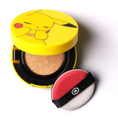 Tony Moly Pikachu Mini Cover Cushion Edition october 16 edition new finds around the world