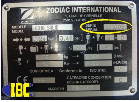 zodiac boat capacity zodiac nomenclature parts drawings inflatable boat center
