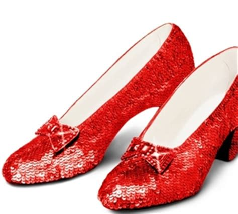 red house shoes audition for dorothy in the wizard
