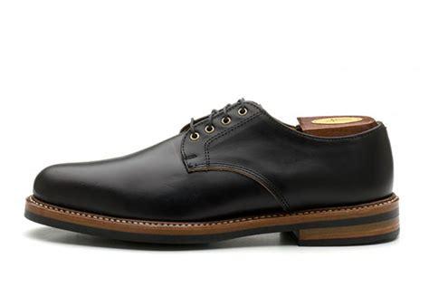 rancourt horween chromexcel camden derby shoes