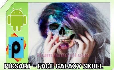 tutorial picsart android español tutorial picsart face galaxy skull di picsart android