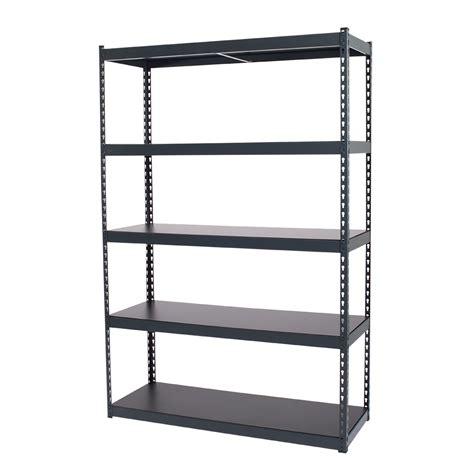 step beam rack 5 shelf
