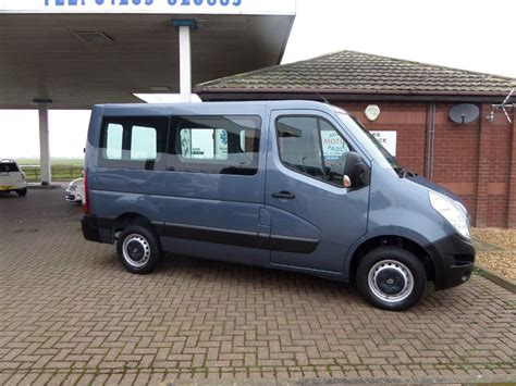 renault mpv used blue renault master for sale lincolnshire