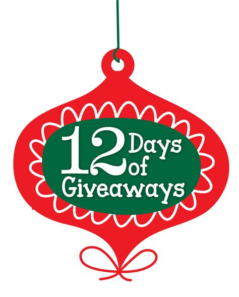 12 Days Giveaway - 12 days of giveaways caroline hirons