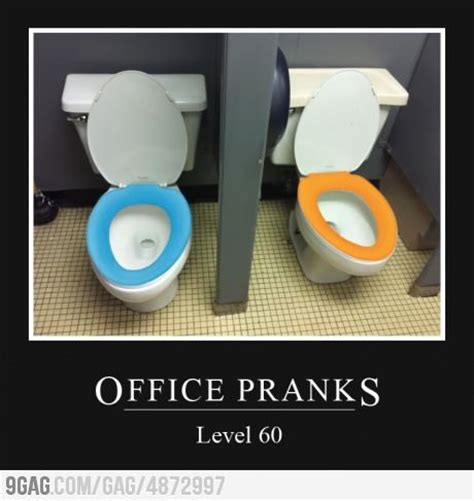 chuck bathroom prank workplace use office pranks prank ideas portal and office prank
