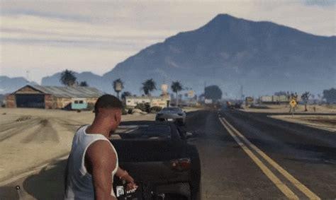 mod gta 5 car gun grand theft auto v mod makes guns fire cars instead of bullets