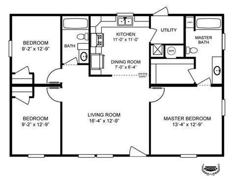 oakwood manufactured homes floor plans oakwood manufactured homes floor plans gurus floor