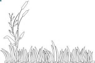 coloring book grass grass outline clip at clker vector clip
