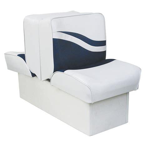 wise boat seat base wise marine seating 10 quot base lounge seat white navy