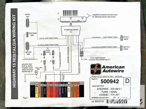 ididit turn signal wiring diagram get free image about