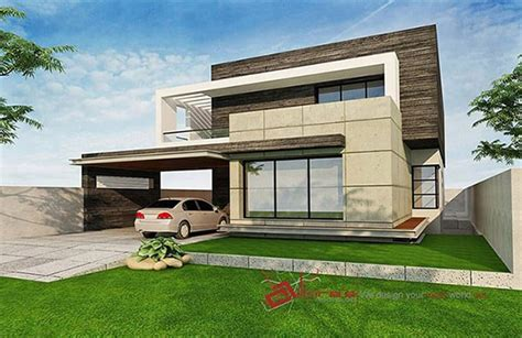 One Story House Designs contemporary residence by ailtire s design studio 1 kanal