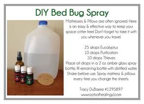 bed bug repellent diy bed bug spray with essential oils oils