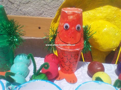 paper cup animals craft animal craft from paper cup preschool crafts