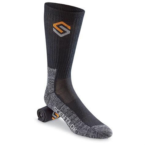 unisex socks scentlok unisex everyday socks 675939 socks at
