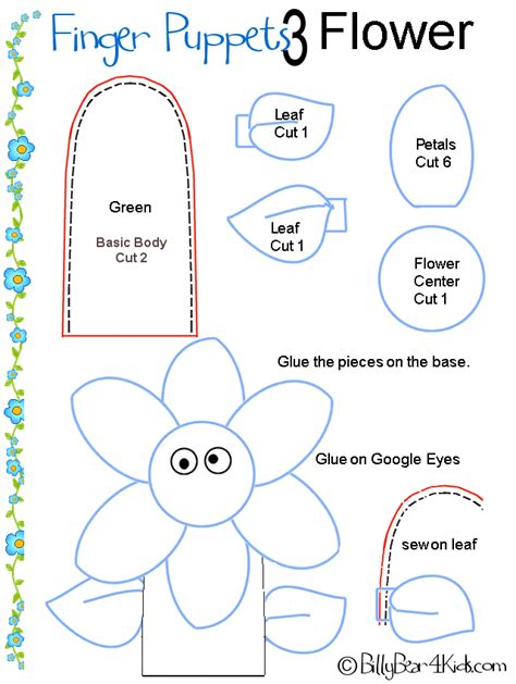 finger puppet template page 2 multicultural finger puppets