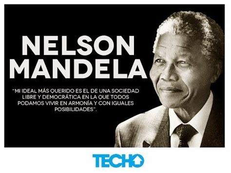 nelson mandela biography in spanish mi ideal m 225 s querido es el de una sociedad libre y