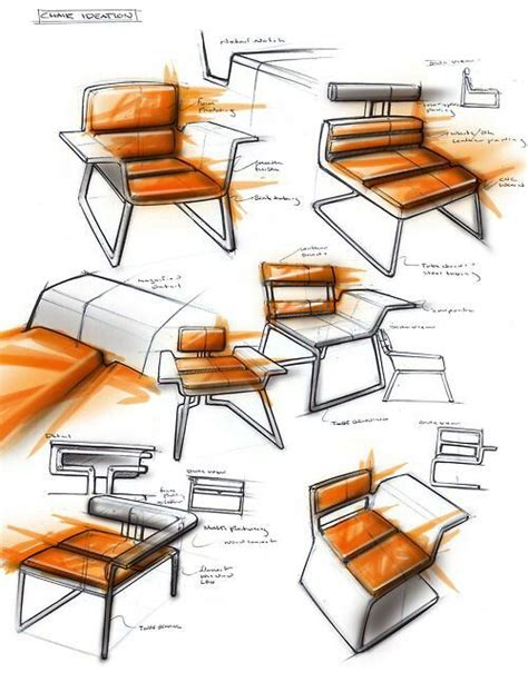 Furniture Design Sketches by 30 Design Furniture Sketches Inspiration The Architects