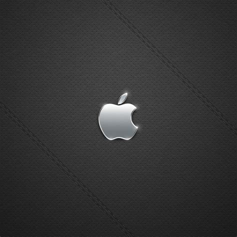 wallpaper for ipad apple logo leather apple logo apple logo ipad 3 wallpapers