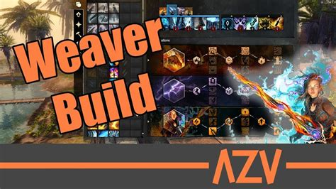 weaver build pve staff guild wars 2 path of fire youtube