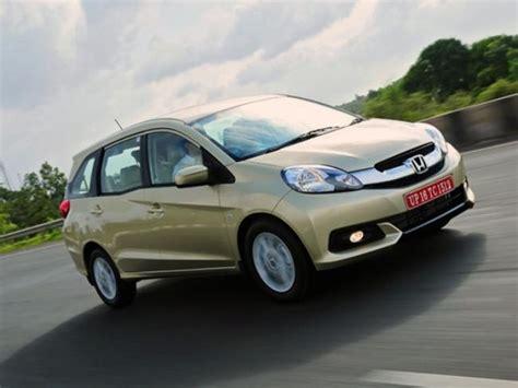 Fogl Honda Mobilio 2014 2014 honda mobilio review indiatimes