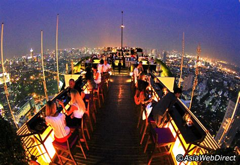 roof top bars in bangkok bangkok rooftop bars rooftop sky bars