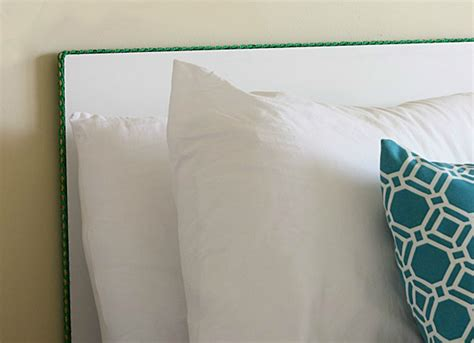 easy homemade headboard easy diy headboard how to make a headboard 14 diy