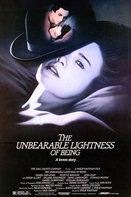 The Unbearable Lightness Of Being by Unbearable Lightness Of Being The Free