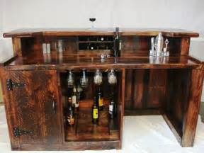 interior designs elegant rustic style mini bar furniture