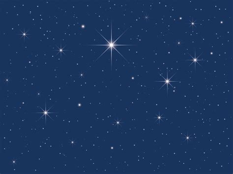 Star In The Sky Clipart   ClipartXtras