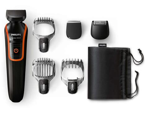 Home Lighting Design Philips by Multigroom Series 3000 6 In 1 Beard Amp Hair Trimmer Qg3347