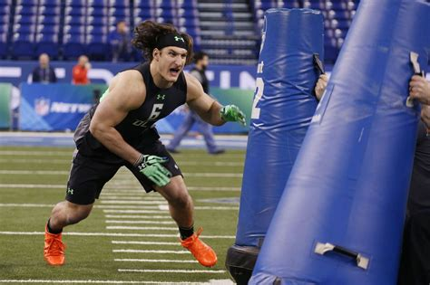 joey bosa bench press nfl combine tracking ravens pass rush targets