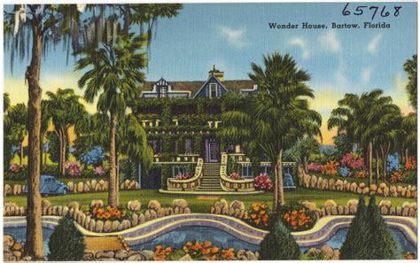 the wonder house the wonder house a forgotten florida landmark