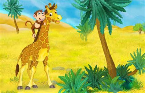 la giraffa vanitosa la giraffa vanitosa favola etnica con una sua