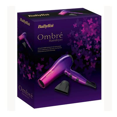 Babyliss Hair Dryer Ombre babyliss ombre dryer feelunique